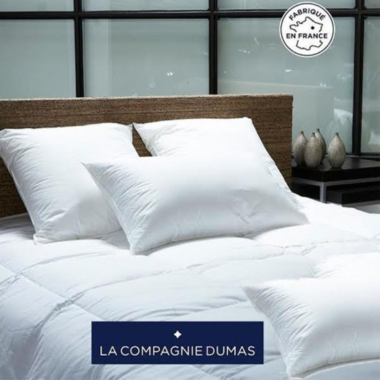 couette chaude duvet oie et canard la compagnie dumas. Black Bedroom Furniture Sets. Home Design Ideas