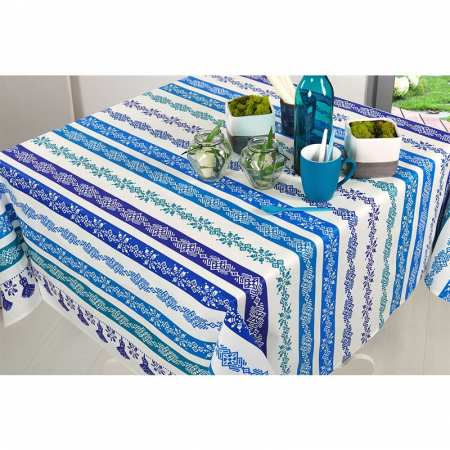 Nappe Cuzco Turquoise