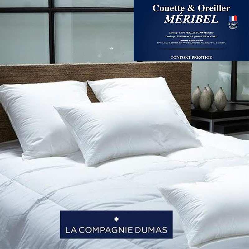 couette chaude duvet oie et canard la compagnie dumas. Black Bedroom Furniture Sets. Home Design Ideas