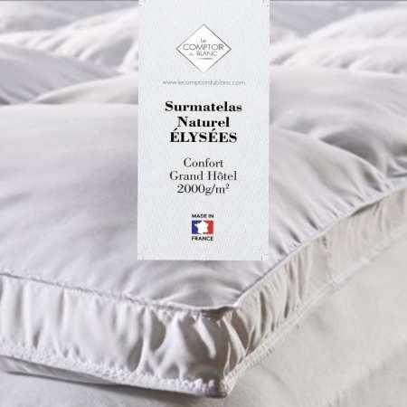 Surmatelas de Confort ELYSEES