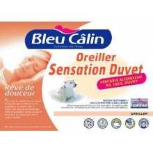 Oreiller 65x65 Sensation Duvet