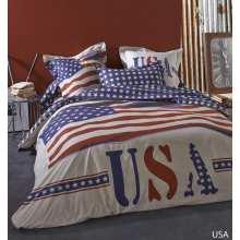 Parure de draps USA 4 pièces (DH140_DP240_2TO)