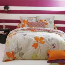 Housse de Couette Vitamine Orange 140x200 + 1 taie 65x65