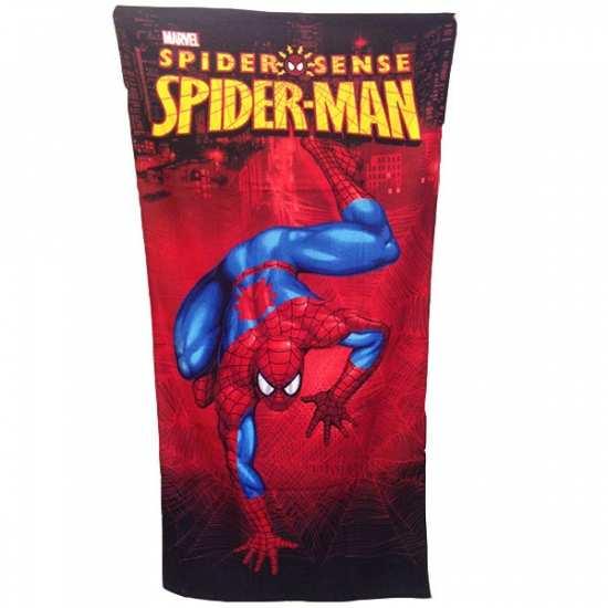 Drap de Plage Spider Man Star 75x150