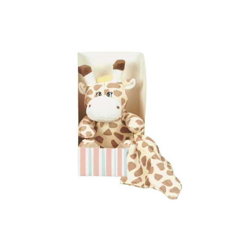 doudou boite giraffe la compagnie du blanc. Black Bedroom Furniture Sets. Home Design Ideas