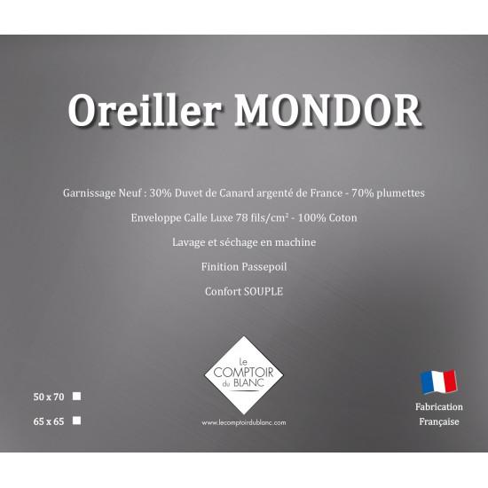 Oreiller Mondor