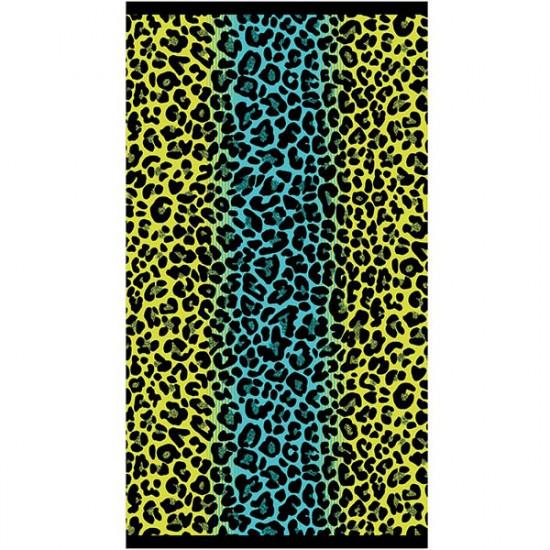 Drap de Plage 95x170 Cheetah