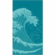 Drap de Plage 95x170 Nami Turquoise