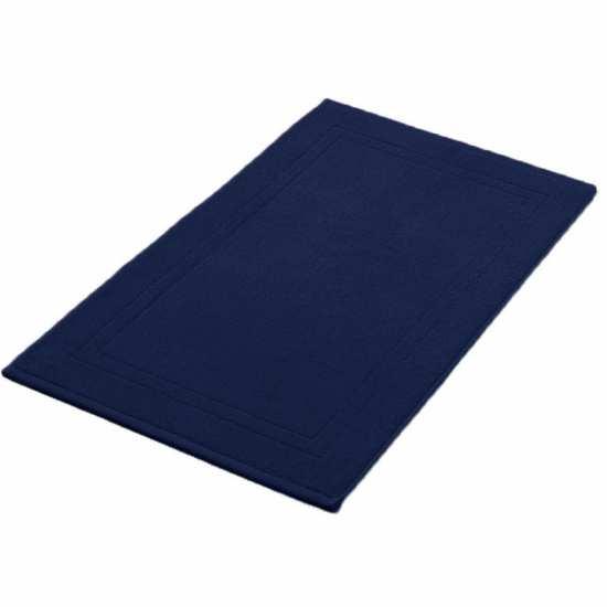 Tapis de Bain Bleu Marine 50x70 cm 900gr/m2
