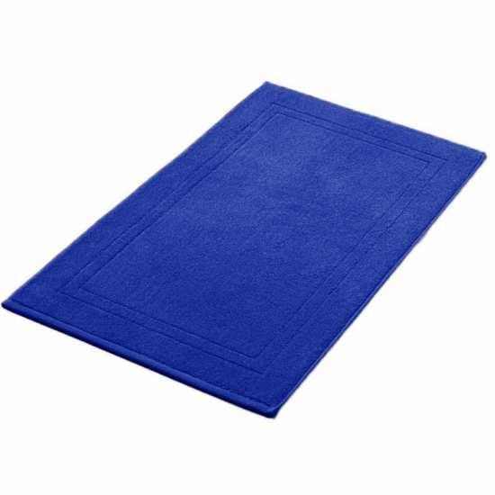 Tapis de Bain Bleu France 50x80 cm 900gr/m2