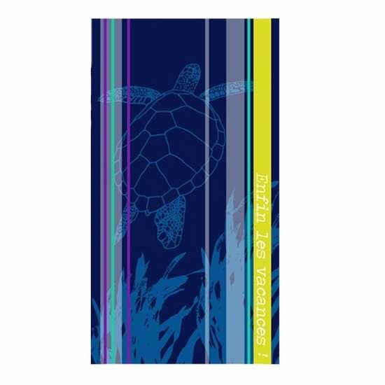 Drap de Plage Tortue 100x180 - Sensei -