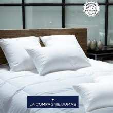 Couette Confort Absolu 140x200 Sensation Duvet 400gr/m² - La Compagnie DUMAS