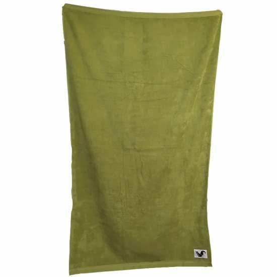 Drap de Plage Uni Promo 80x180 Olive