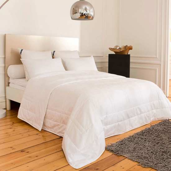 Couette 140x200 Soie hiver Luxe 360gr/m²