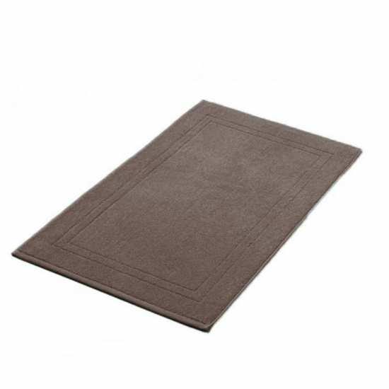 tapis de bain vison 50x80 cm 900gr m2 la compagnie du blanc. Black Bedroom Furniture Sets. Home Design Ideas