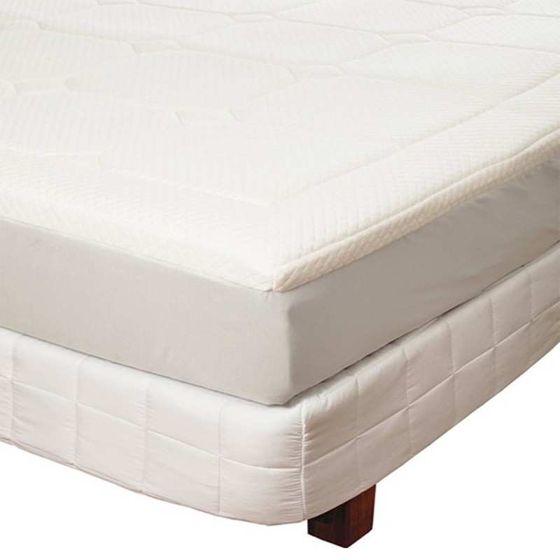 sur confort de matelas 180 x 200 m moire de forme lestra. Black Bedroom Furniture Sets. Home Design Ideas