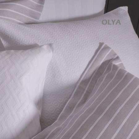 Couvre lit Piqué de Coton Olya 250x270