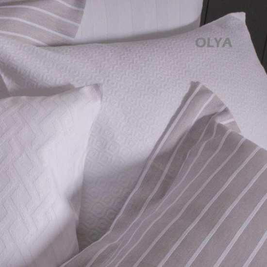 Couvre lit Piqué de Coton Olya 230x270