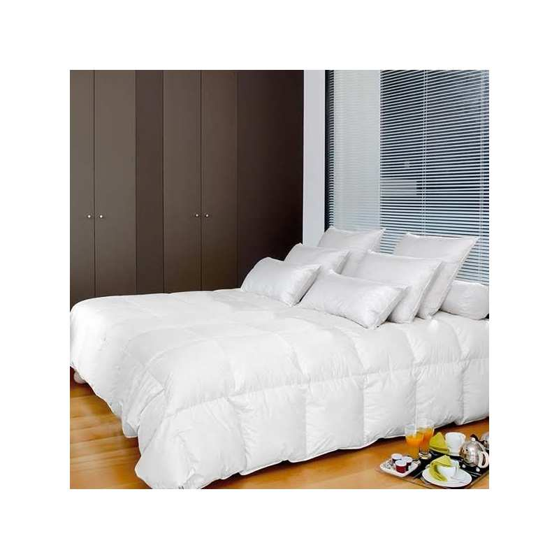 couette duvet d 39 oie blanc la compagnie du blanc. Black Bedroom Furniture Sets. Home Design Ideas