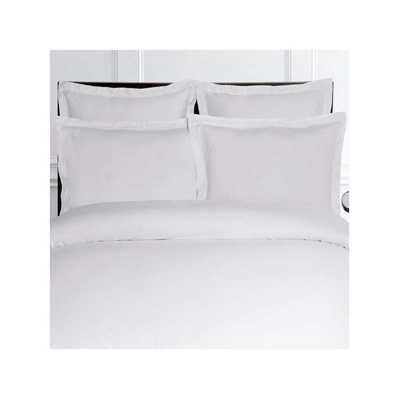 linge de lit satin de coton 120 fils cm2 la compagnie du. Black Bedroom Furniture Sets. Home Design Ideas