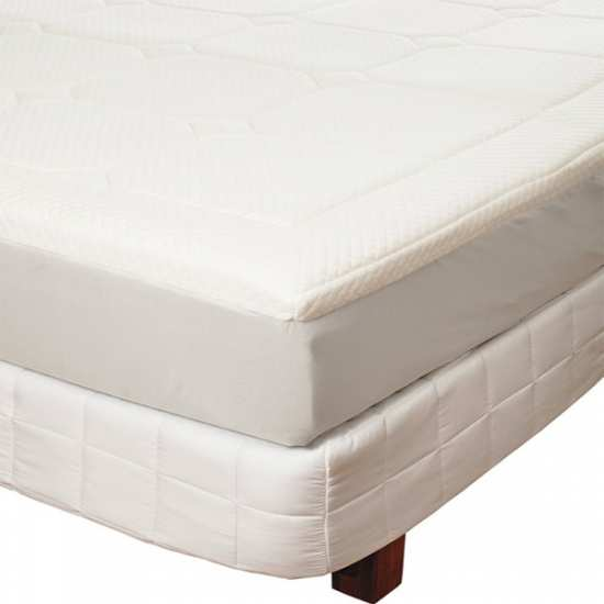 surmatelas lestra fjord la compagnie du blanc. Black Bedroom Furniture Sets. Home Design Ideas
