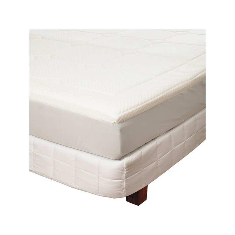 surmatelas lestra fjord la compagnie du blanc. Black Bedroom Furniture Sets. Home Design Ideas