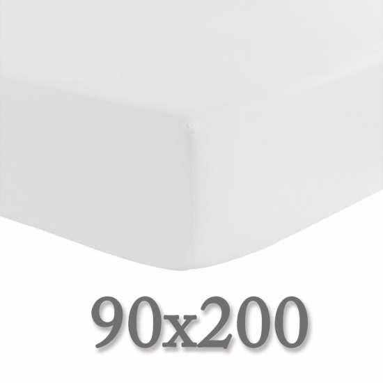 draps housse la compagnie du blanc. Black Bedroom Furniture Sets. Home Design Ideas
