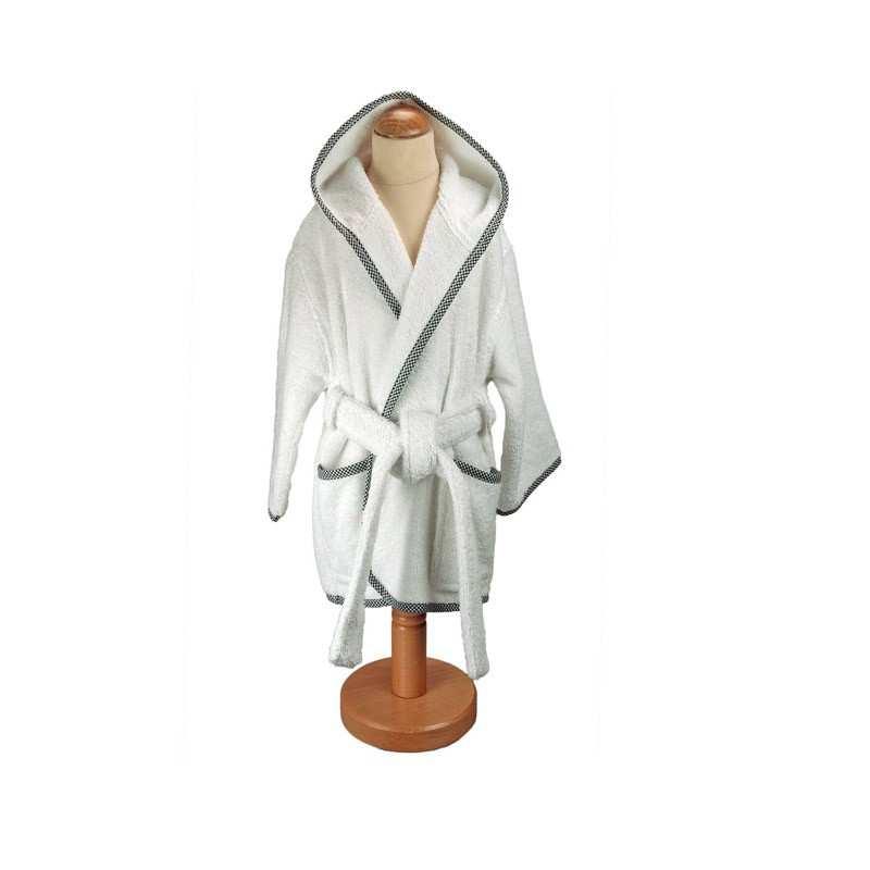 linge de bain panda la compagnie du blanc. Black Bedroom Furniture Sets. Home Design Ideas