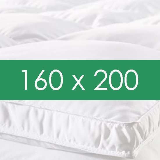 Surmatelas 160x200