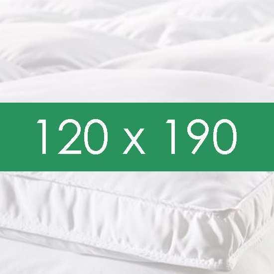 Surmatelas 120x190