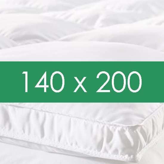 Surmatelas 140x200
