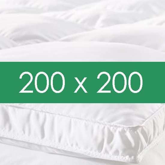 Surmatelas 200x200