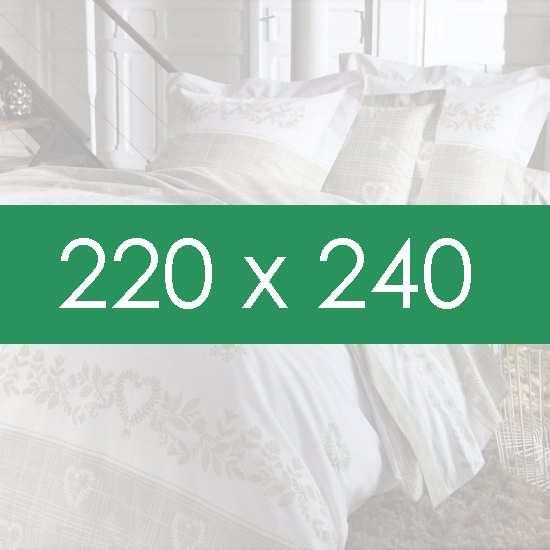 Housse de couette 220x240