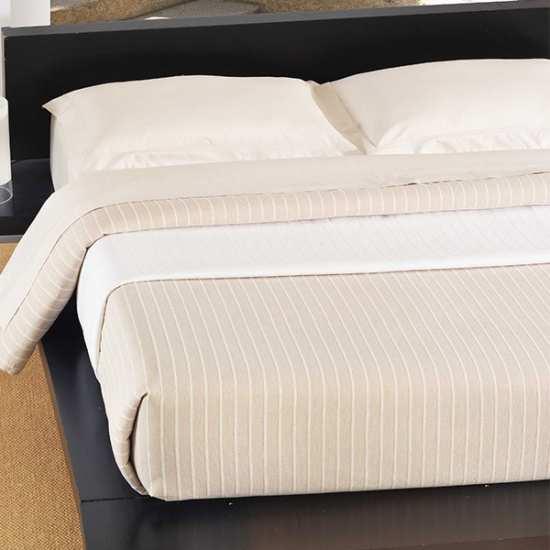 Couvre lit - Piqué de coton Riscas