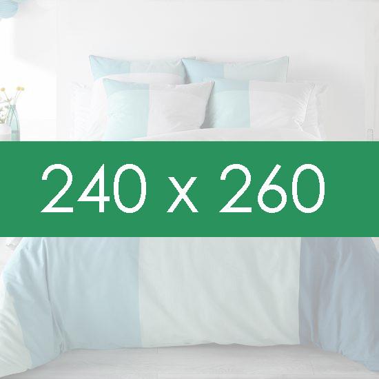 housse de couette 240x260 la compagnie du blanc. Black Bedroom Furniture Sets. Home Design Ideas